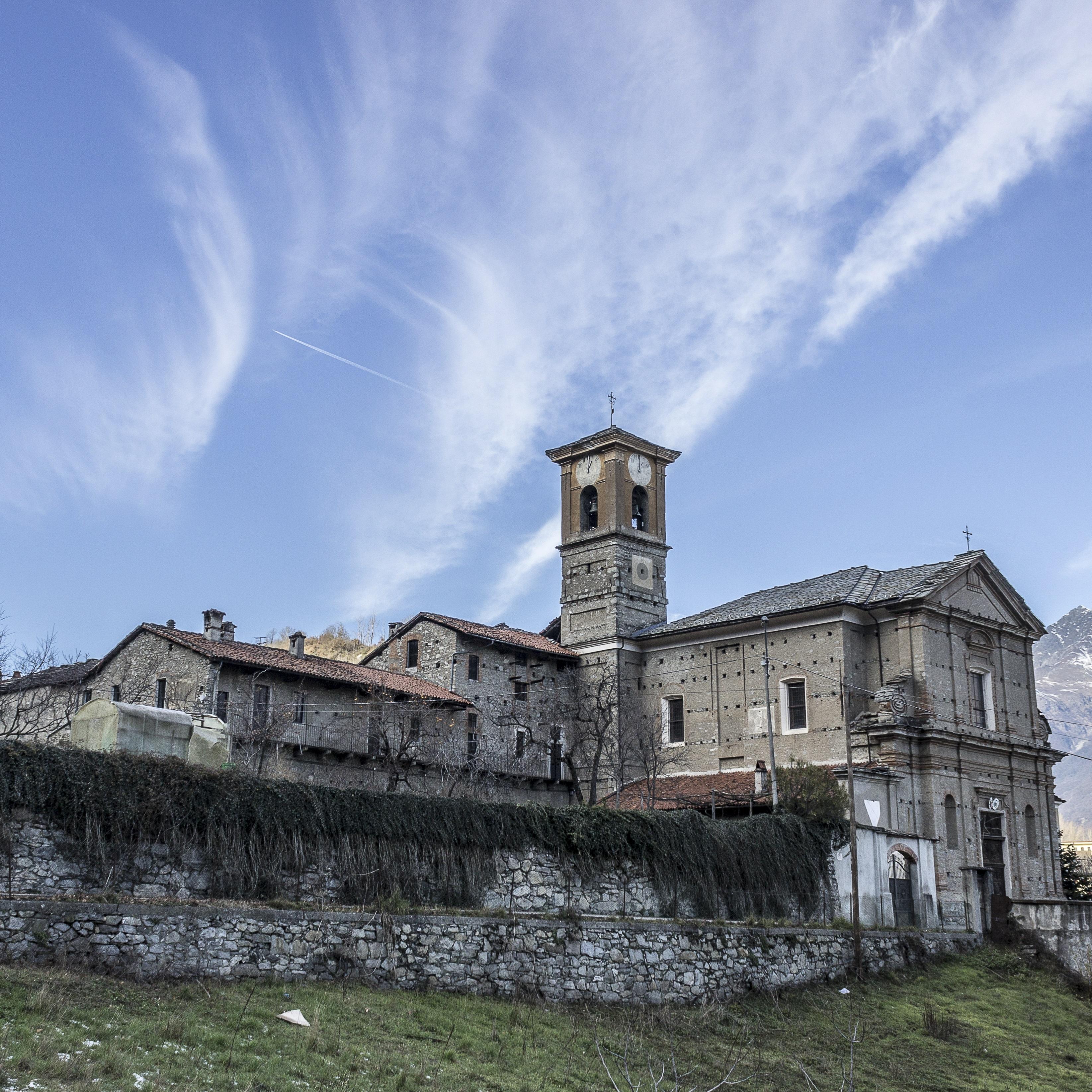 Villar Focchiardo Via Chiesali Mappa