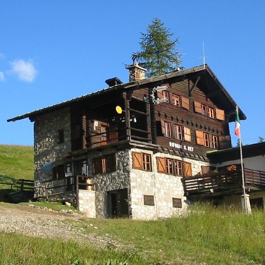 Rifugio guido rey vallesusa tesori for Piani di fattoria di 2000 piedi quadrati